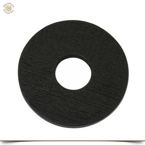 Schwarze holzscheibe rund 2 5 cm for Holzscheibe rund